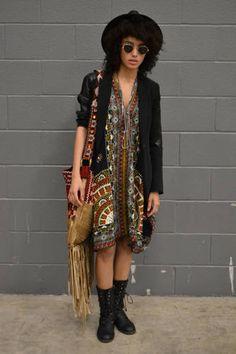 My favorite #ASOSfest look!  SXSW Street Style // Photo by WGSN