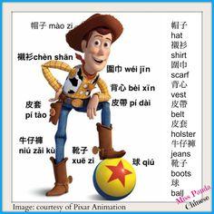 Friday Mini Lessons via Miss Panda Chinese
