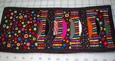 Sew I Do: How to make a CD holder for your car visor