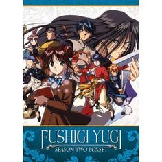 Fushigi Yugi Season Two Boxset (Anime Works)