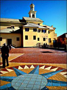 ~Boccadasse, Genova, province of Genoa, Liguria region italy~