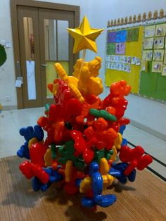 Toy Christmas Tree