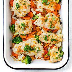Bruschetta, Stay Fit, Potato Salad, Cauliflower, Food Porn, Food And Drink, Tasty, Lunch, Vegetables