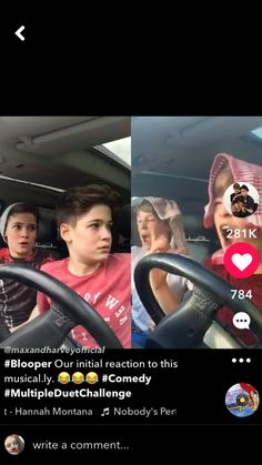 Still laughing my head of becuz of this musical.ly