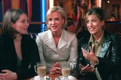 Cold FeetThis late '90s/early '00s ITV hit has been described as a British Friends, possibly because Ross' second wife (Helen Baxendale) starred in it. Really,…