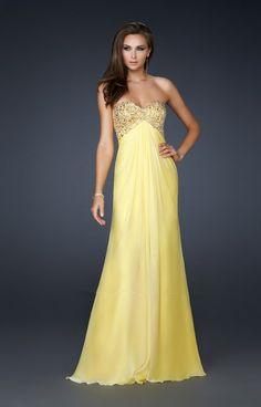Robe soiree jaune 2                                                                                                                                                                                 Plus
