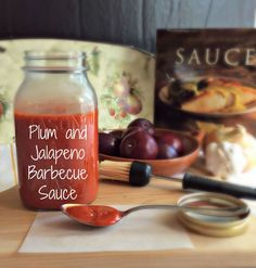Tangy and acidic, slightly sweet and a bit of heat ~ this barbecue sauce is bursting with flavor and makes pork or chicken mouth-watering go...