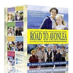 cds-dvds-vhs: Road To Avonlea: The Complete Series (DVD Television 91 Hours 7 Seasons) NEW #Movie - Road To Avonlea: The Complete Series (DVD Television 91 Hours 7 Seasons) NEW...