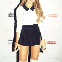 #ariana #grande #outfit