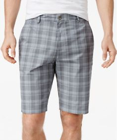 387e3ef8 Calvin Klein Men's Lifestyle Cotton Cargo Shorts Various Colors Plaid Shorts,  Patterned Shorts, Calvin