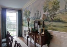 Walls and wallpaper on pinterest murals wallpapers and chinoiserie