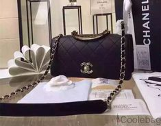 4896535945d9 97 Best Chanel handbags images | Chanel handbags, Chanel bags, Bags