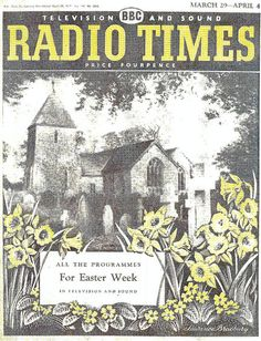 Radio Times Easter 1959