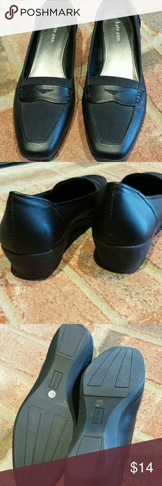 DRESS LOAFERS These loafers have been worn twice, never outside.  They're in excellent condition! Kate Ann Shoes Flats & Loafers
