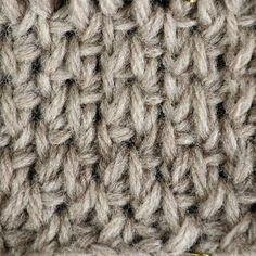 My Tunisian Crochet: Tss / Ttks