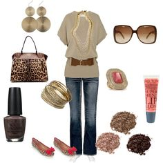 outfit, created by trishburris