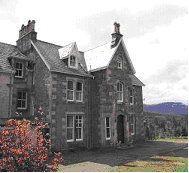 Glencarron (for 18)  & Cottage (5)  - Wester Ross,