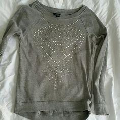Rue 21 sweatshirt bnwot Never worn.perfevt new condition Rue 21 Tops