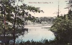 Whirl Pool, MAY'S LANDING, NJ Postcard
