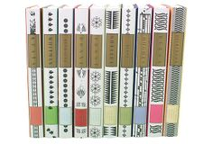 S/10 Everyman's Library Poetry from Juniper Books | hardcover | 135.00 retail