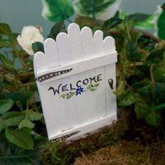 Stunning Fairy Garden Miniatures Project Ideas 90