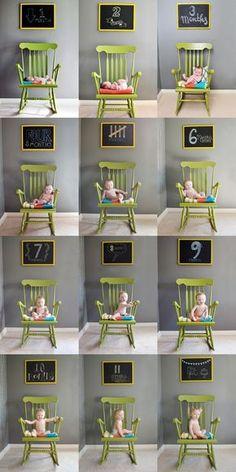 De ontwikkeling van het kind in het eerste jaar. Wat gaat dat toch snel!