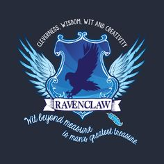 Check out this awesome 'Ravenclaw' design on @TeePublic!