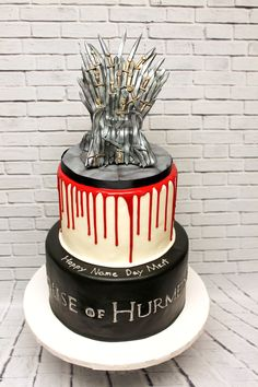 Happy name day! Happy Name Day, Drip Cakes, How Sweet Eats, Sugar And Spice, Custom Cakes, Fondant, Icing, Groom, Birthday Cake