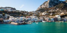 The 12 Best Islands in the Whole Entire World via @PureWow | Capri, Italy