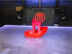 #3DBenchy - The jolly 3D printing torture-test by Nutti