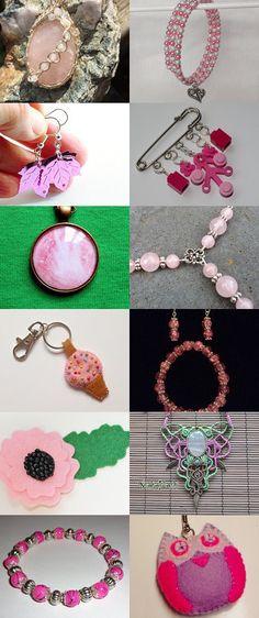 Pink!  by Sara Hancock on Etsy--Pinned with TreasuryPin.com