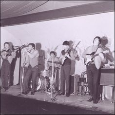 The Tremmers rockin' out My Cousin, Leeds, 1960s, Musicals, History, Concert, Gallery, Pictures, Image