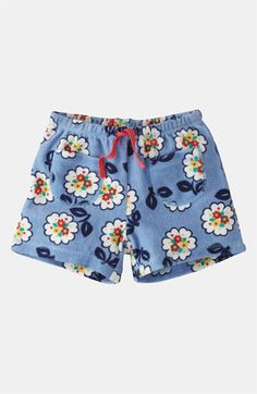 Toweling Shorts from Mini Boden   Nordstrom