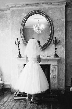 Whimsical London Warehouse Wedding  Read more - http://www.stylemepretty.com/2014/01/21/whimsical-london-warehouse-wedding/