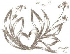 Afbeeldingsresultaat voor tekeningen om na te tekenen makkelijk liefde Designs To Draw, Tribal Tattoos, Bullet Journal, Om, Drawings, Drawing Ideas, Faeries, Ideas For Drawing, Designs For Drawing