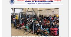 Squalid Conditions At Border Detention Centers Government Report Finds Homeland Security Homeland Border