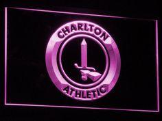 London Charlton Athletic FC LED Neon Sign