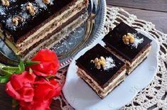 Prajitura Imperiala • Gustoase.net Tiramisu, Gluten, Ethnic Recipes, Food, Pies, Bouquets, Essen, Meals, Tiramisu Cake