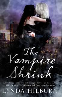 "Lynda Hilburn ""The Vampire Shrink"" want to read this"