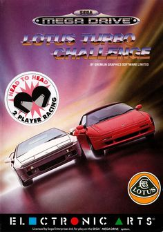 Cover art for Lotus Turbo Challenge 2 (Genesis) database containing game description & game shots, credits, groups, press, forums, reviews, release dates and more.