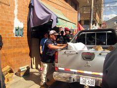 Huánuco: Más de dos mil discos piratas y ropas de contrabando incauto la SUNAT
