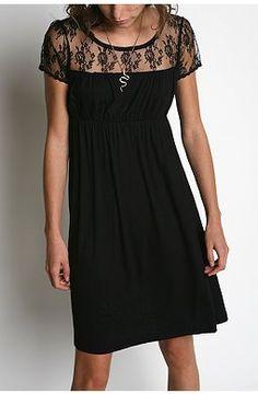 Little. Black. Dress.