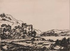 alexander cozens - Google Search Google Art Project, Art Google, 18th Century, Landscape Paintings, Art Projects, Castle, Google Search, Landscape, Castles