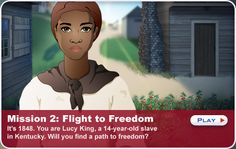 About Mission US    Mission US is a multimedia project that immerses players in U.S. history content through free interactive games.