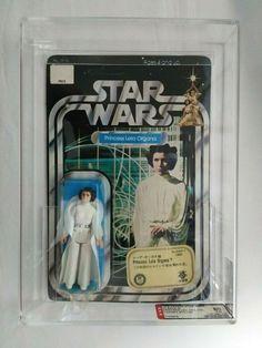 I8 Star Wars Kenner Micro collection DIE CAST 1982 Obi-Wan Kenobi New Hope Jedi