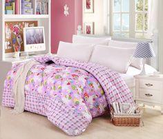 Kawaii Pink Comforter