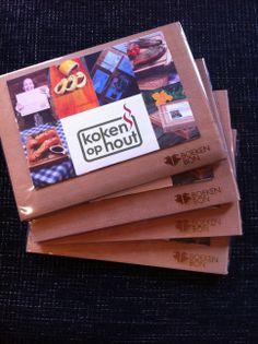 Bij de Nederlandse Boekenbon zijn de CedarWood BbqPlanken ook geïntroduceerd. Leuke plannen!