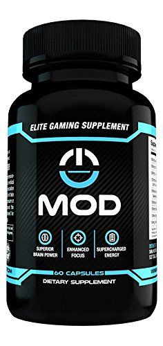 Any GAMERS in the house? The MOD Gaming Supplement looks right up our alley: https://blog.priceplow.com/supplement-news/mod-gaming-supplement  And with a 30% coupon on Amazon, it looks like a solid deal too! #MODGamingSupplement