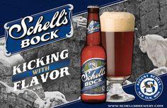 Schell's Bock Returns for Winter Season