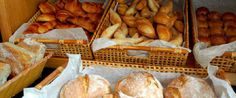 Purely delicious. #Portuguese bread is a staple of #Portuguese meals.